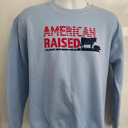 American Crew Neck Sweatshirt