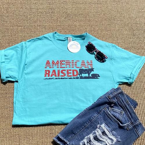 American Raised Youth T-Shirt