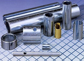 Baker Stamping Split Seam Tubular Spacer