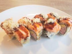Salmon Cracker   $12