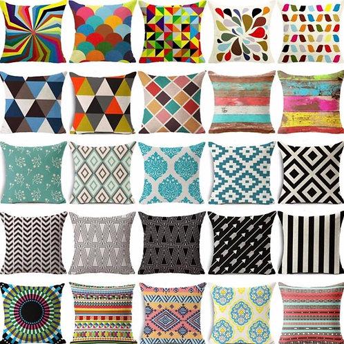 Cushion Cover (Cotton Linen Blend)