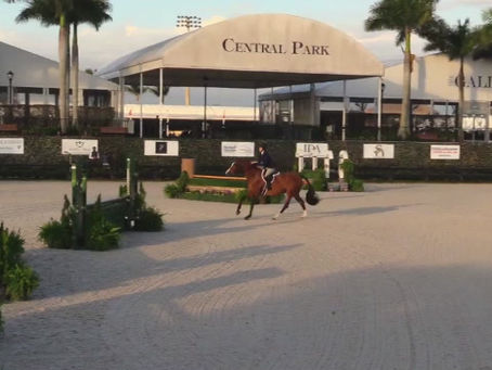 Kelsey Cruciotti and Celeste Capture Tricolor During WEF 10