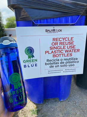 Refuse to Use at Split Rock