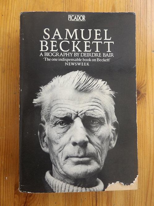 Samuel Beckett biography