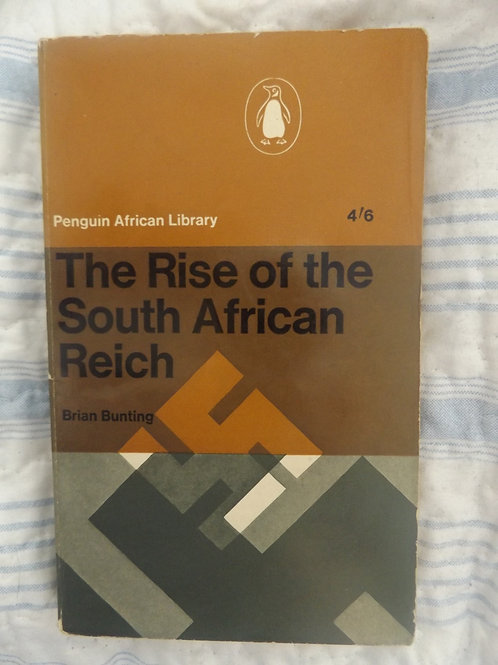 The Rise of the South African Reich
