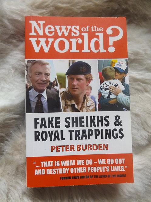 Fake Sheikhs & Royal Trappings