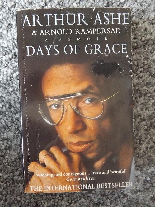 Arthur Ashe autobiography