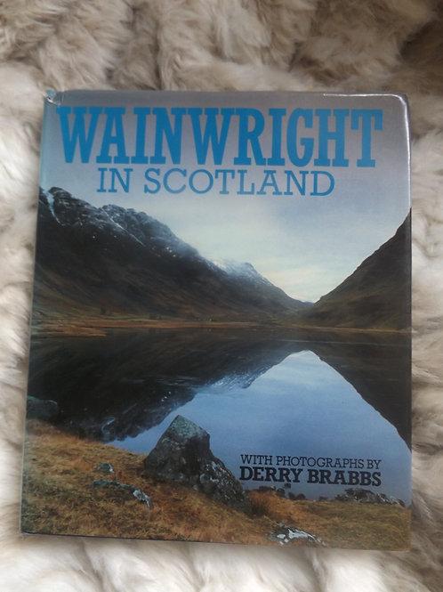 Wainwright in Scotland