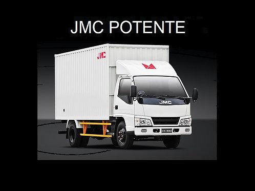 NEW JMC POTENTE LIGHT TRUCK 4 OR 6-WHEELER