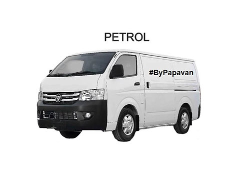 FOTON VIEW C2 (PETROL) PANEL / SEMI PANEL VAN