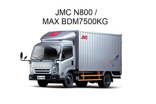 NEW JMC N800 6-WHEELER TRUCK