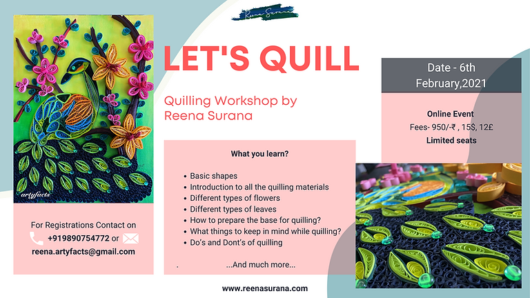 Let's Quill Workshop