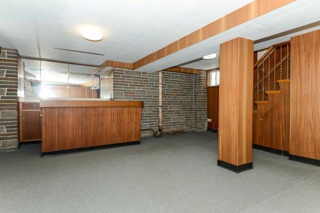 Recreational Room - Before