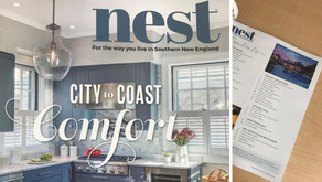 As Seen In Nest, by RI Monthly
