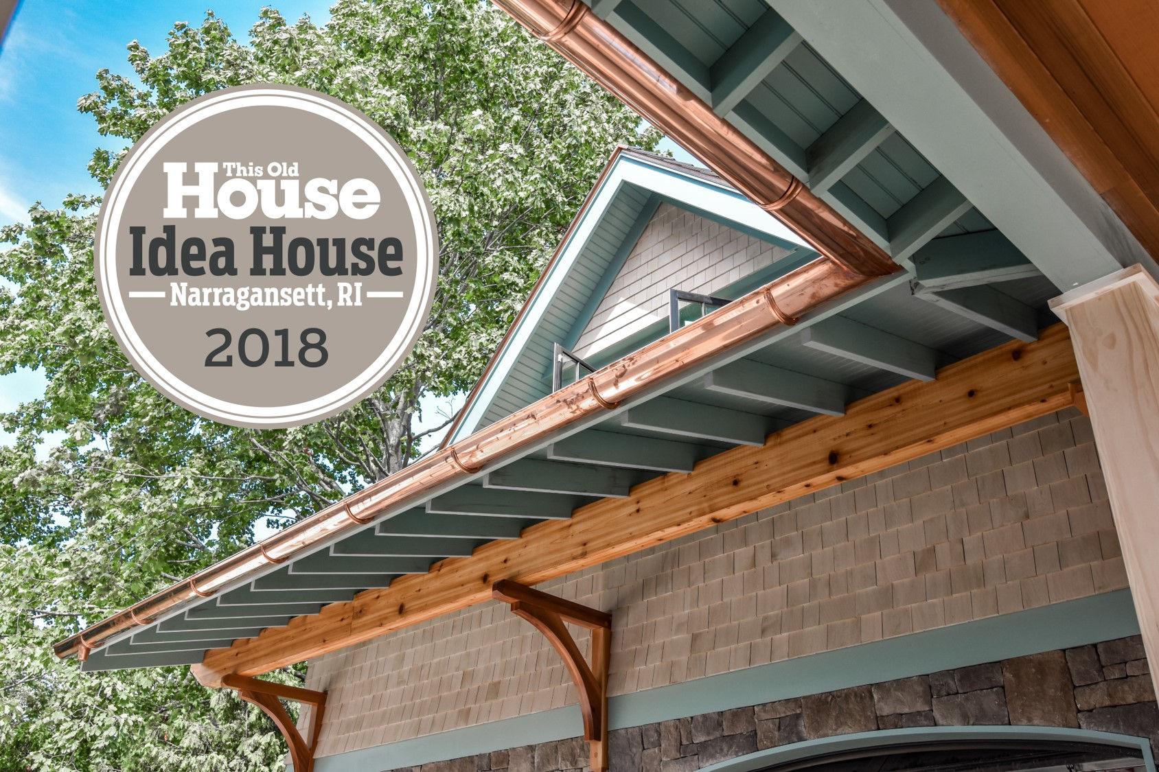 2018 Idea House Opening Celebration In Narragansett Ri