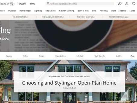 Designer Interview: The Open Floor Plan