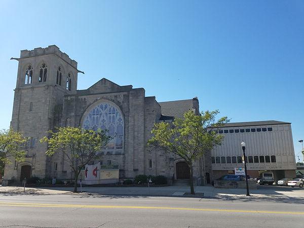 Trinity United Methodist Church Lima Ohio