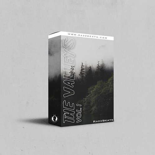 RazzBeats The Valleys Vol. 1 Sample Pack