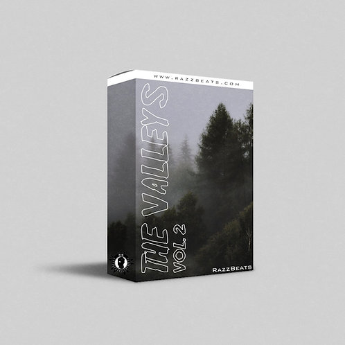 RazzBeats The Valleys Vol. 2 Sample Pack