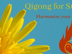 Qigong for Summer