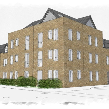 Planning Permission for Red Lion Road