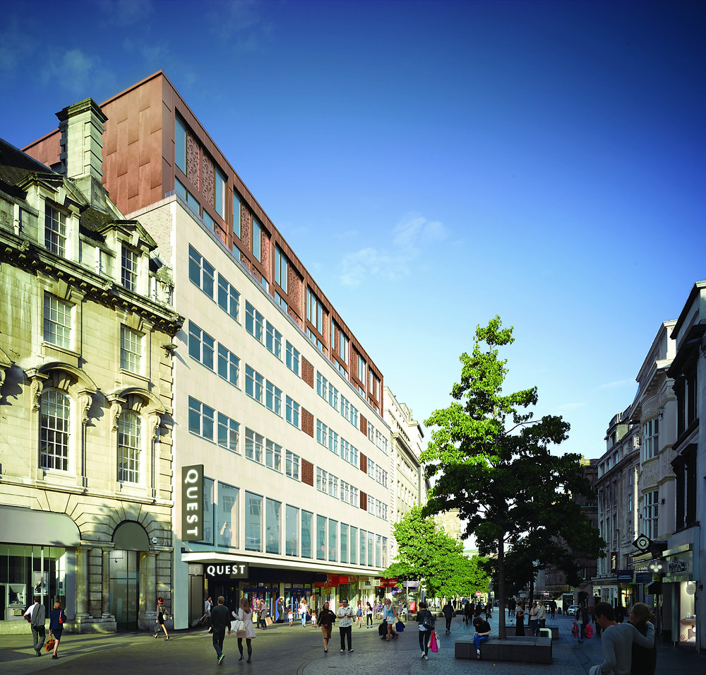 Quest Aparment Hotels Liverpool City Centre CGI