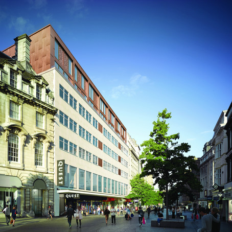 Quest Apartment Hotels UK Expansion Starts on Site, in Liverpool
