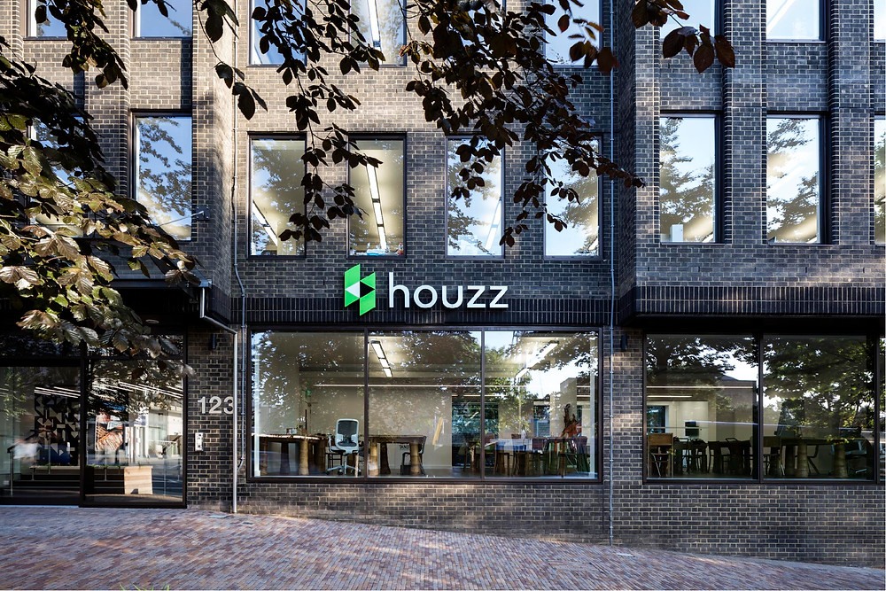 Houzz UK Office, 123 Pentonville Road, Kings Cross, London