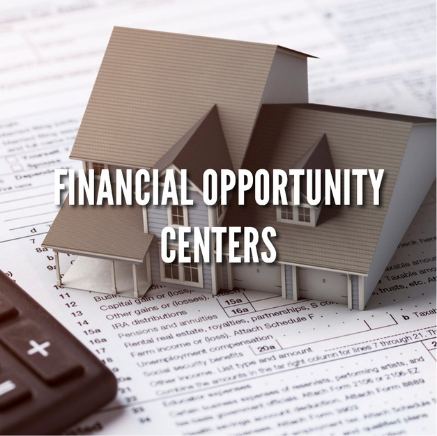 Financial Opportunity Centers