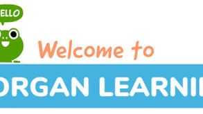 Welcome to Morgan Learning!