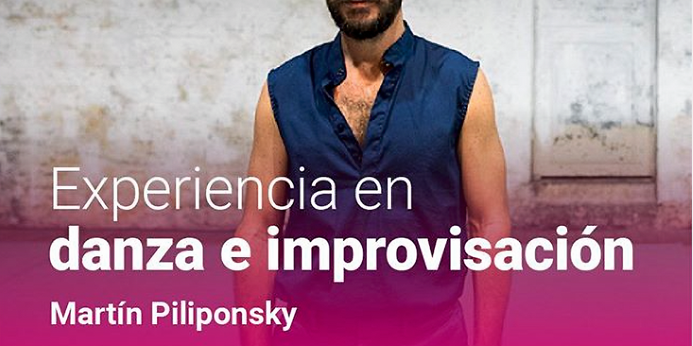 EXPERIENCIA EN DANZA E IMPROVISACION (UNIVERSIDAD NACIONAL ARGENTINA)
