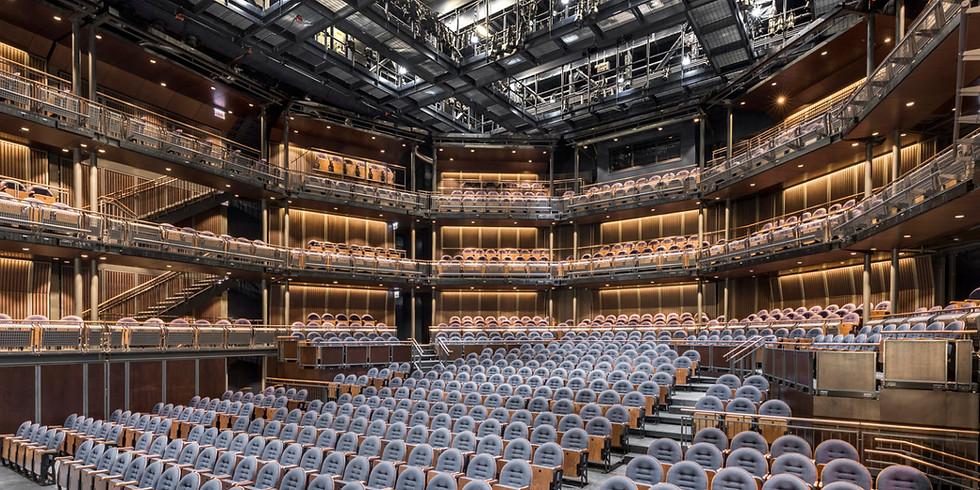 """Curso: """"Acústica de teatros, auditórios e salas de espetáculo: subsídios para o projeto"""""""