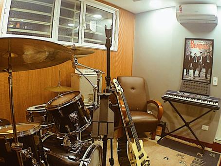 Estúdio de som e imagem Passeri acústica