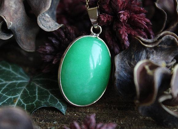 Collier Renaissance en Jade de Malaisie