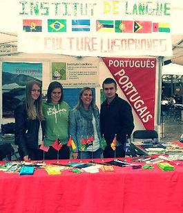 L'Institut de Langue et Culture Lusophones au Forum des Langues de Toulouse 2016 - Cours de portugai - Portugal - Apprendre le portugais