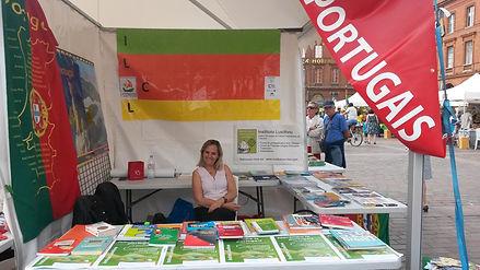 Institut de Langue et Culture Lusophones - cours de portugais - norme brésilienne - portugal - brésil - FLE
