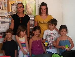 Cours de portugai pour enfants - Cours de portugais baby - Apprendre le portugais - Atelie baby - Institut de langue et culture lusophones