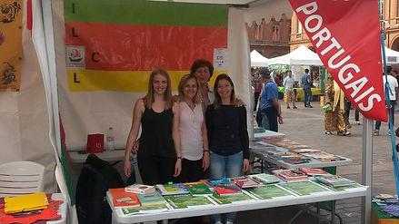 Institut de Langue et Culture Lusophones - Cours de portugais - portugal - portugai norme brésilienne - brésil - FLE