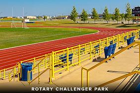 Challenger Park Running Track
