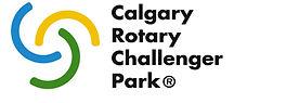 Calgary Rotary Challenger Park Logo