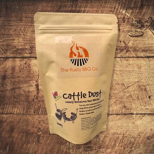 Cattle Dust BBQ Rub 200g