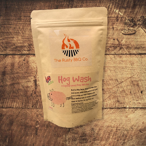 Hogwash BBQ Rub 200g