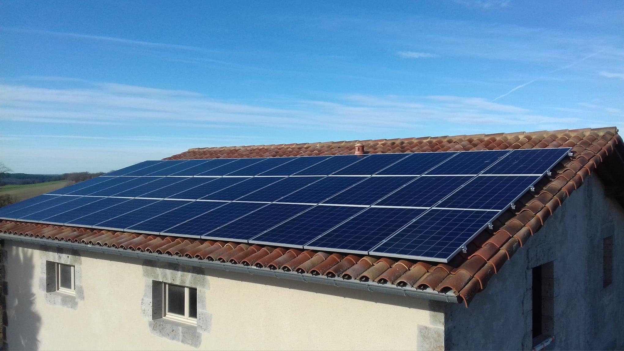 9 kWc surimposition Nérac