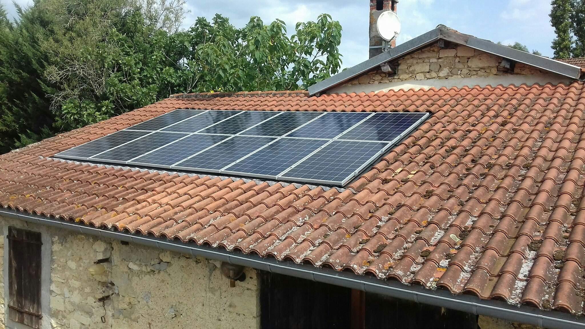 3 kWc à Bezolles (32)