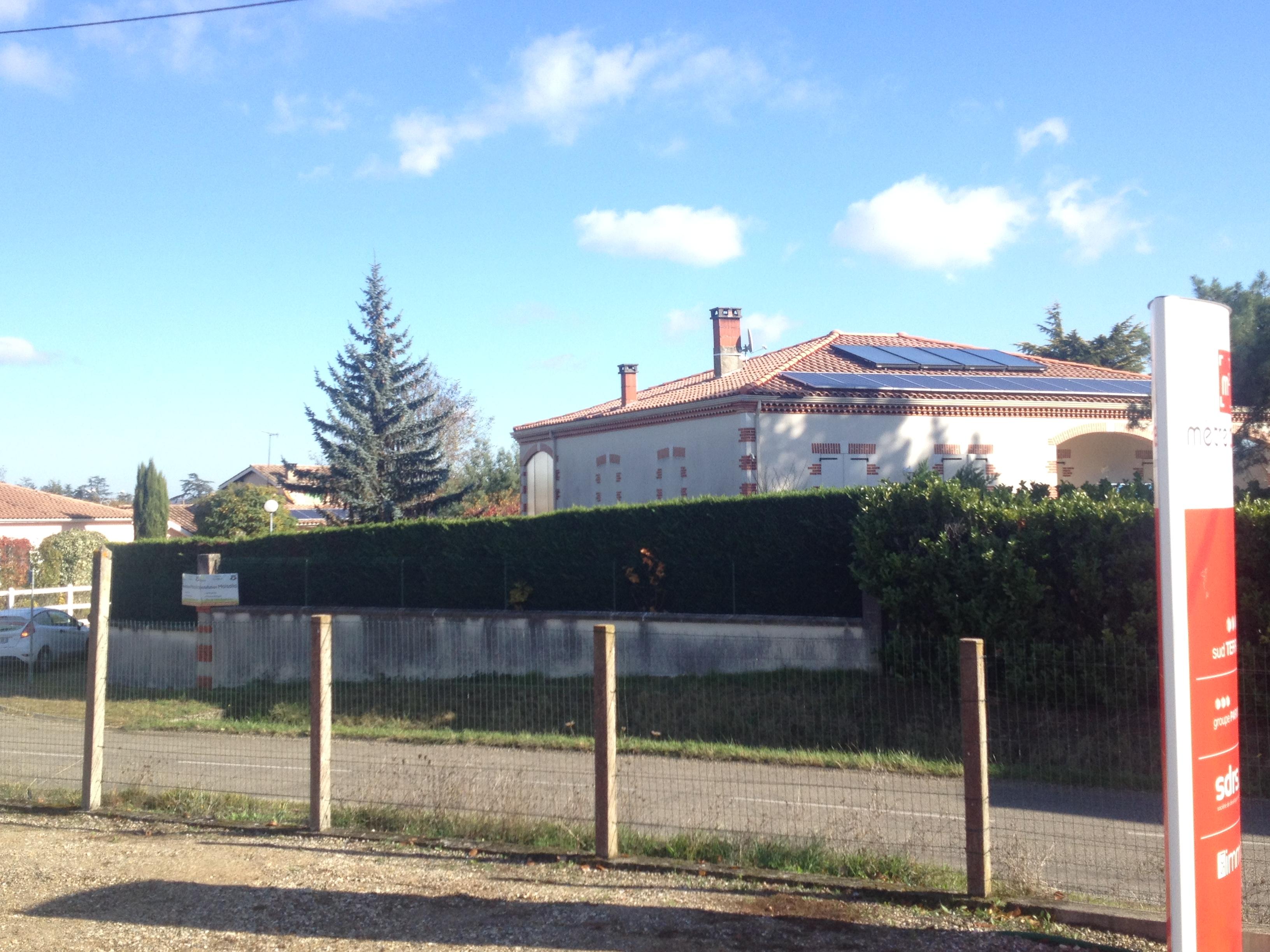 3 kWc PASSAGE D'AGEN