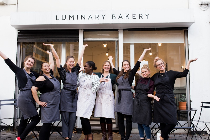 Luminary Bakery Social Enterprise