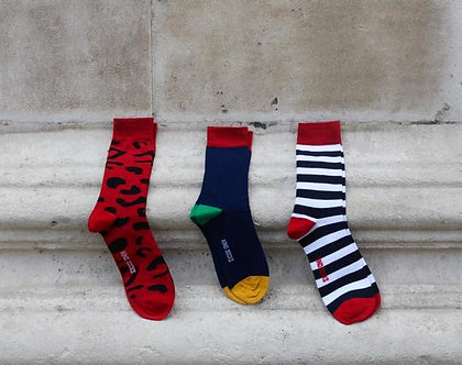 Kind Socks (3 Pack)