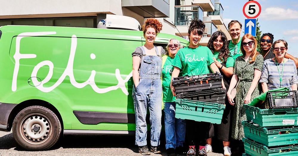 Felix Project Charity Volunteer