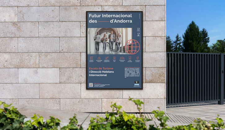 Vatel Andorra Poster