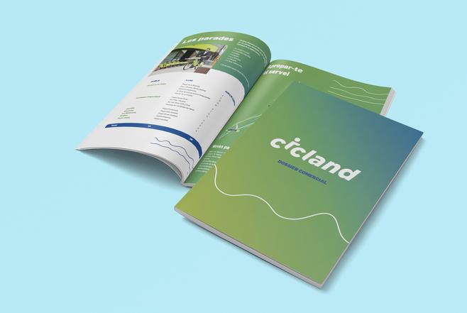 Comercial Book Cicland